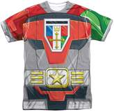 Sons of Gotham Voltron - Costume Adult All Over Print 100% Poly T-Shirt XL