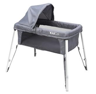 KidCo DreamPod Portable Bassinet, Grey