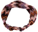 Missoni Knit Chevron Headband