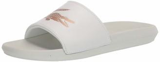 Lacoste Men's Croco Slide 120 3 U CMA Sandal