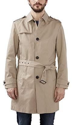 Esprit Men's 027EE2G031 Coat,(Size: 52)