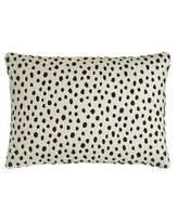 "Legacy Daisyfield Fauna Pillow, 14"" x 20"""