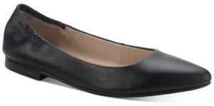 Sun + Stone Jilly Pointed-Toe Flats, Created for Macy's Women's Shoes
