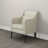 The White Company Hambledon Sleigh Herringbone Armchair
