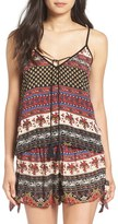Band of Gypsies Women's Print Swing Camisole