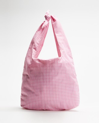 Endless - Women's Pink Tote Bags - Sunkissed Shoulder Bag - Size One Size at The Iconic