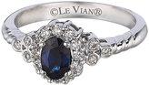 Le Vian Chocolatier Le Vian 14ct Vanilla Gold Sapphire & 0.24ct Diamond Ring