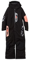 Molo Graphic Lightning Hopper Snowsuit