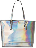 Urban Expressions Silver Pegasus Tote