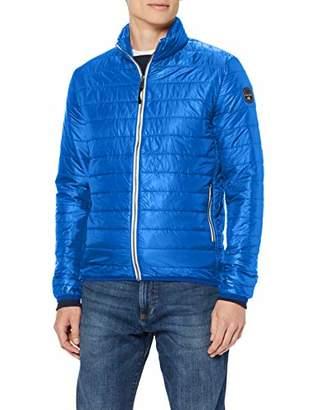 Napapijri Men's ACALMAR 1 Jacket, (Mountain Blue BA1), XX-Large
