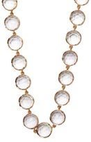 Irene Neuwirth Rose de France amethyst & rose-gold necklace