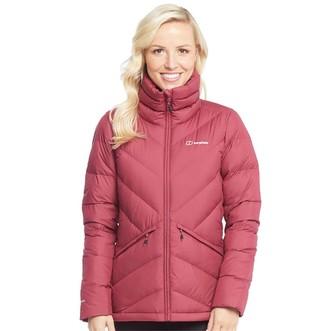 Berghaus Womens Easdale Hydrodown Insulated Jacket Dark Pink/Dark Pink