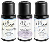 Homedics Ellia Three-Pack Essential Oil