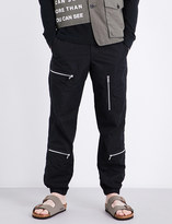 Undercover Relaxed-fit cotton-blend trousers