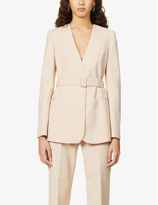 Camilla And Marc Luis woven jacket