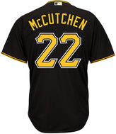 Majestic Men's Andrew McCutchen Pittsburgh Pirates Replica Jersey