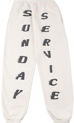 Yeezy Sunday Service track pants