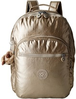 Kipling Seoul Metallic Backpack With Laptop Protection