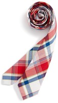 Nordstrom Boy's Plaid Cotton Tie