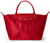 Longchamp Ruby Le Pliage Néo Small Satchel