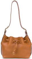 Salvatore Ferragamo Carla bucket bag - women - Leather - One Size