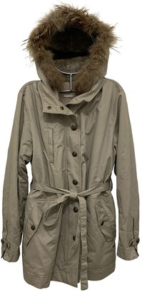 Gerard Darel Beige Coat for Women