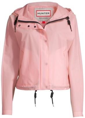 Hunter Water-Resistant Hooded Jacket