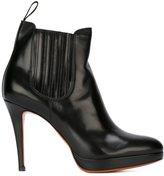 Santoni high heel boots - women - Leather - 36