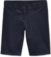 Nautica Uniform Bermuda Shorts,Plus Girls