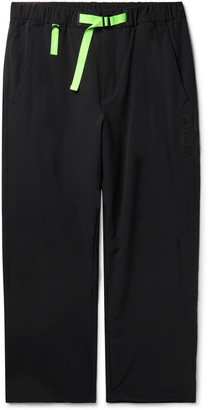 adidas Terrex Cropped Stretch-Shell Trousers