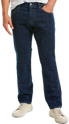 Dunhill Indigo Straight Leg
