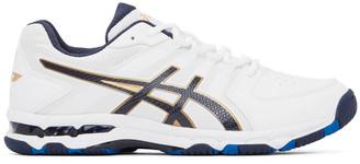 Asics White GEL-540 TR Sneakers