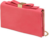 See by Chloe Leather Clutch With Bow