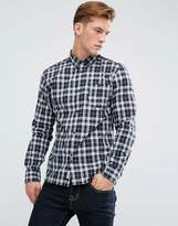 Bellfield Flannel Check Shirt