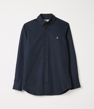 Vivienne Westwood Two Button Krall Navy