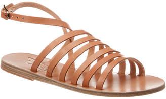 Ancient Greek Sandals Korkira Leather Sandal
