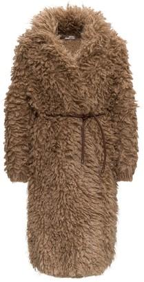 Brunello Cucinelli Alpaca Maxi Cardigan