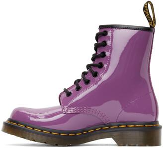 Dr. Martens Purple 1460 Boots