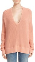 Alexander Wang Women's Knit Cotton Sweater