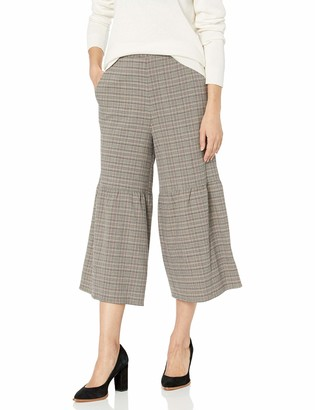 BCBGeneration Women's Wide Leg Pull ON Culotte Woven Pant