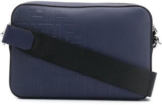 Fendi shaded-effect FF messenger bag