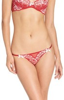 L'Agent by Agent Provocateur Women's Gianna Thong