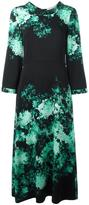 Goat 'Doe' printed dress - women - Spandex/Elastane/Viscose - 6