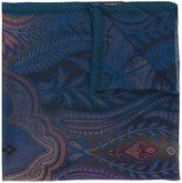 Etro floral pattern scarf