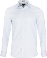 Oxford Beckton Lux French Cuff Shirt Blu X