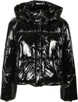 MSGM Hooded Down Jacket