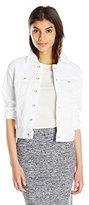 AG Adriano Goldschmied Women's Robyn Jacket In True White