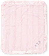 Swankie Blankie Ziggy Plush Receiving Blanket, Pink