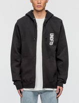 Undefeated Hill Bombing Zip Hoodie