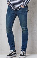 PacSun Skinniest Dark Indigo Active Stretch Jeans